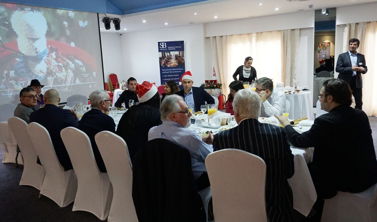 sb_alliance_business_networking_christmas_festive -lunch meeting_serenity_suite_edgware
